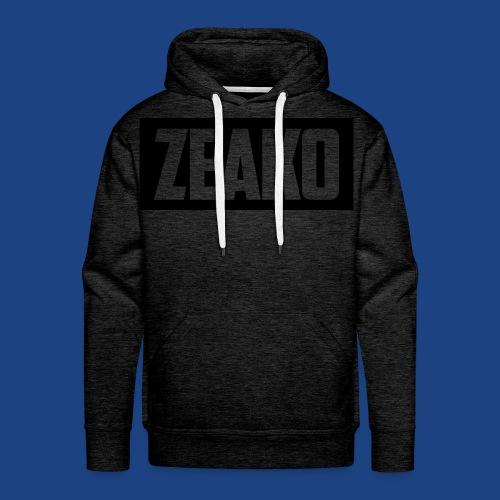 Zeako Graphic Hoodie - Men's Premium Hoodie