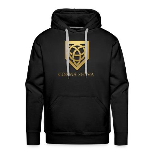 Cosma Shiva - Hoodie | Big Logo (Male) - Men's Premium Hoodie