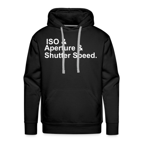 The Exposure - Men's Premium Hoodie