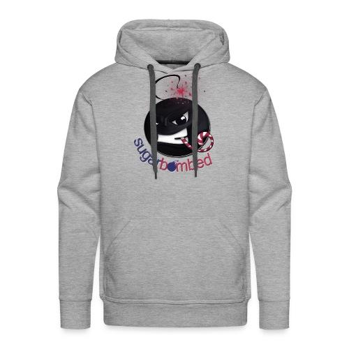 Man's Bomby Mascot Hoodie - Men's Premium Hoodie