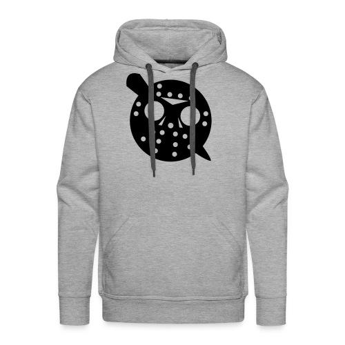 Sweatshirt Jasonvoreast (logo noir) - Men's Premium Hoodie