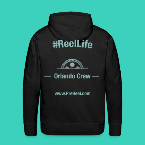 Men's PreReel Crew Hoodie - Orlando - Men's Premium Hoodie