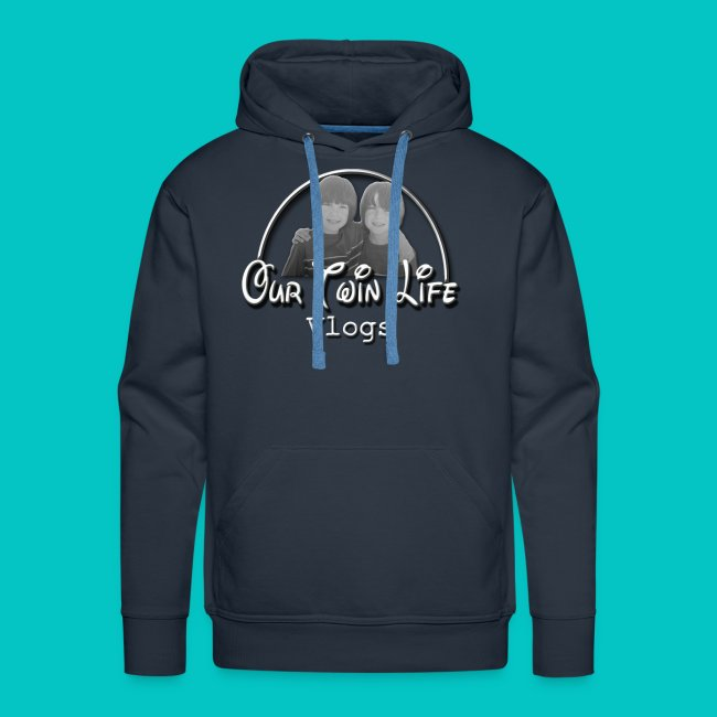 Our Twin Life mens hoodie