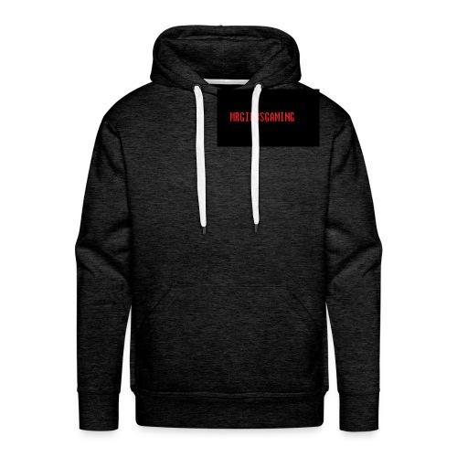 mrgibbsgaming custom mens hoodie - Men's Premium Hoodie