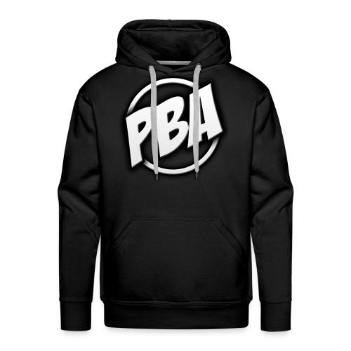 Mens PBA Logo Hoodie - Men's Premium Hoodie