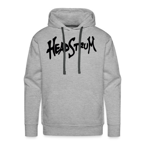 Headstrum Men's Hoodie - Men's Premium Hoodie