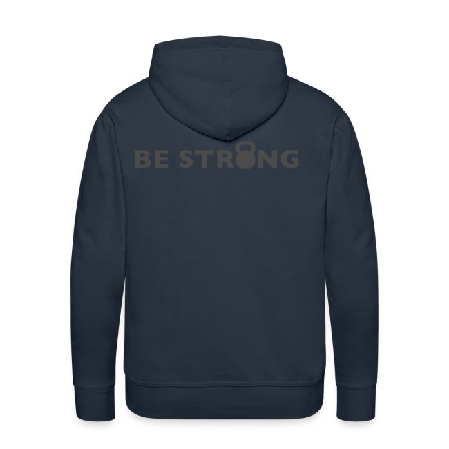 Strength Crew Hoody [men]