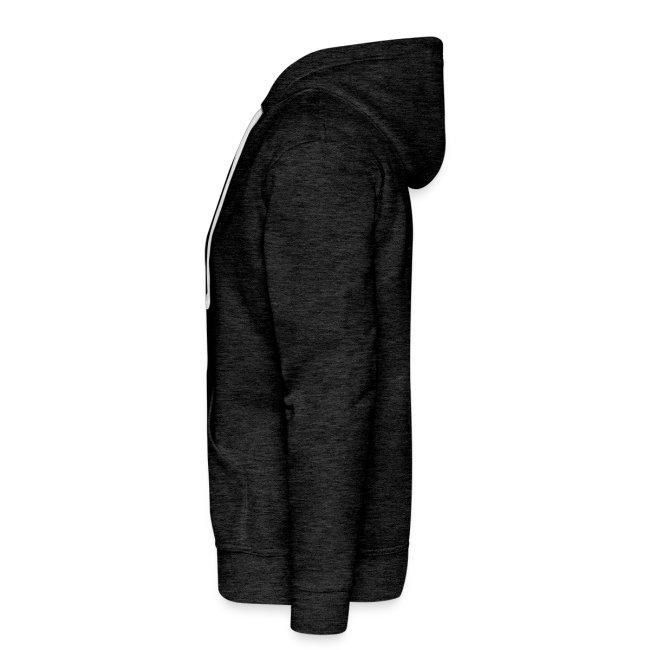 May Cause Fire Men's Hoodie (Charcoal)