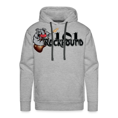 101 The Rockhound Mens Hoodie - Men's Premium Hoodie