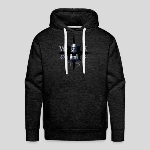 Official WKOF 2015 Hoodie - Men's Premium Hoodie