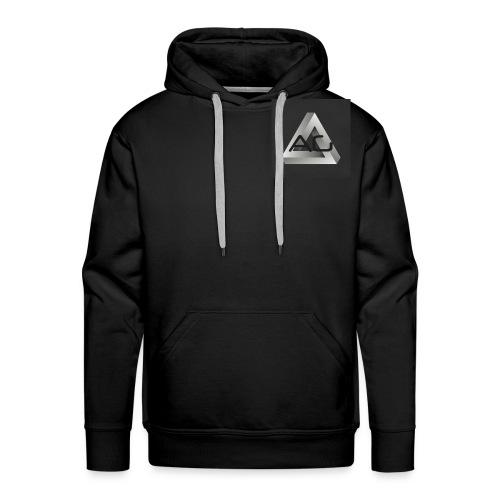 Abe Gaming Large Logo - Men's Premium Hoodie - Men's Premium Hoodie