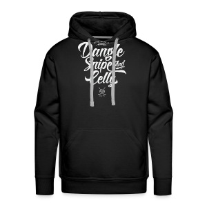 Dangle Snipe and Celly - Men's Premium Hoodie