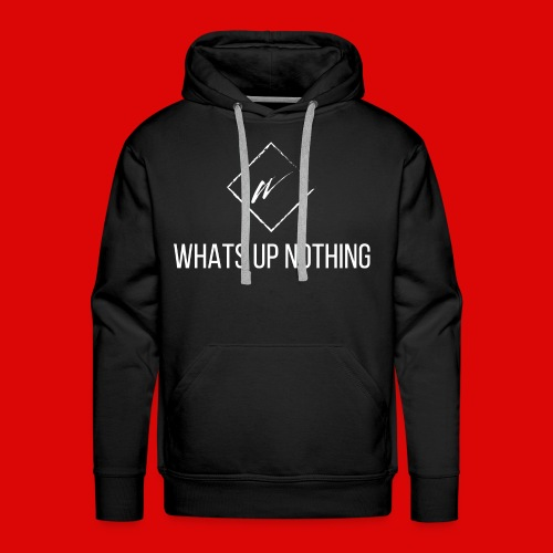 ALL BLACK SWEATSHIRT - Men's Premium Hoodie