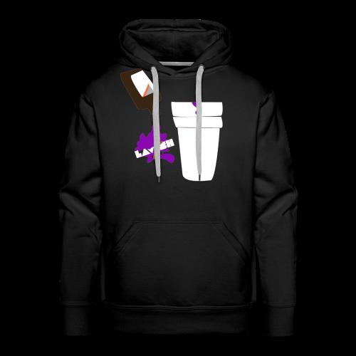Purp Edition Hoodie (Black) - Men's Premium Hoodie