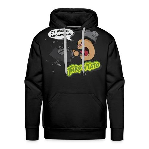 Throwtato Hoodie (Premium) - Men's Premium Hoodie