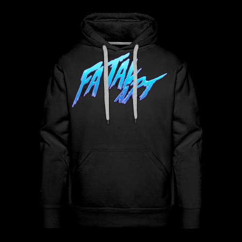 Fatal Art! - Logo #2 - Men's Premium Hoodie