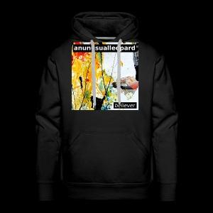 Believer! Black Hooded Sweatshirt - Men's Premium Hoodie
