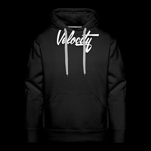Velocity Fancy Hoodie - Men's Premium Hoodie
