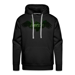 Men's Sweatshirt (black) - Men's Premium Hoodie