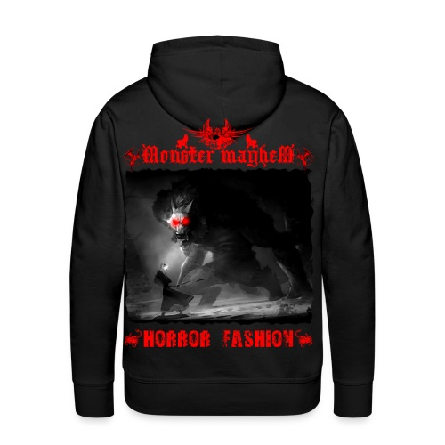 Monster Mayhem 9 - Men's Premium Hoodie