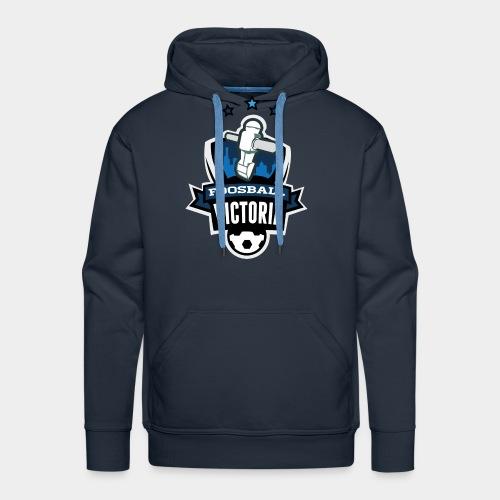 Foosball Victoria hoodie - Men's Premium Hoodie