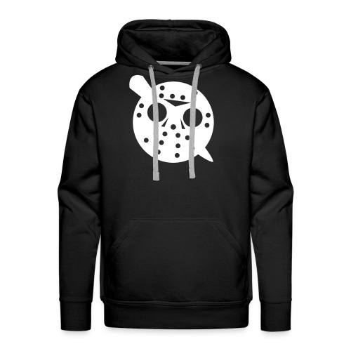 Sweatshirt Jasonvoreast (logo blanc) - Men's Premium Hoodie