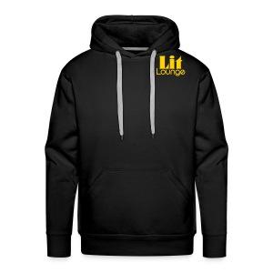 Men's Lit Lounge Hoodie - Men's Premium Hoodie