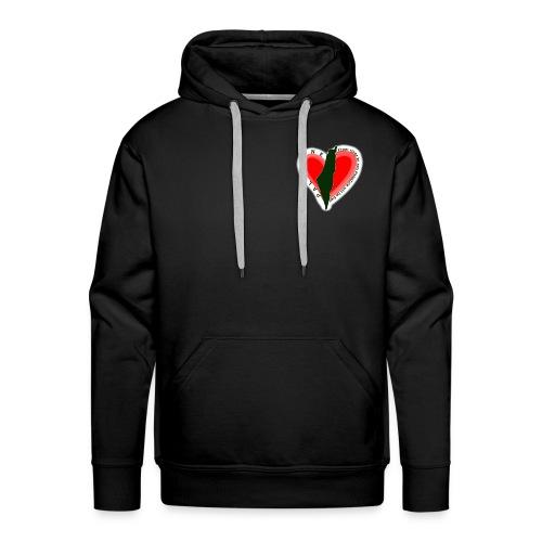 Palestine support hoodie - Men's Premium Hoodie