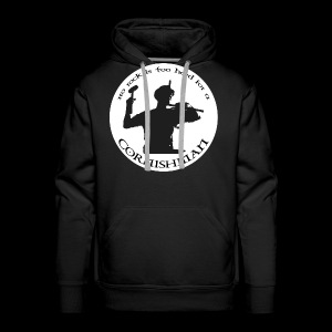 No Rock Too Hard - Men's Premium Hoodie
