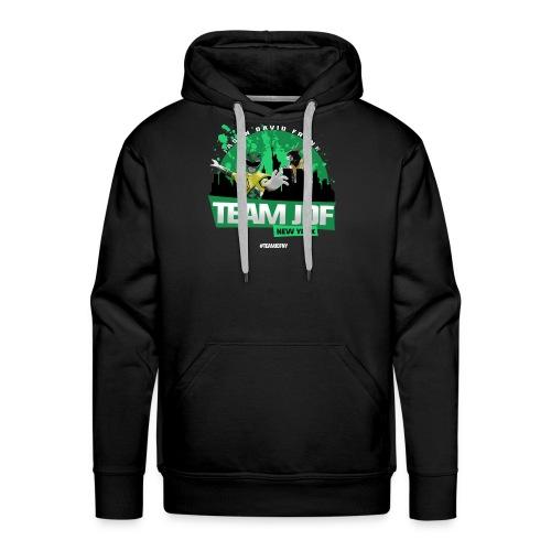 Hoodie Male Team JDF NY - Men's Premium Hoodie