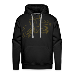 "Scooter ""Swallow"" - Men's Premium Hoodie"
