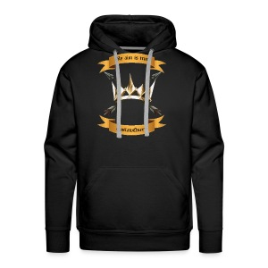 Outlaw Queen Mens Hoodie - Men's Premium Hoodie