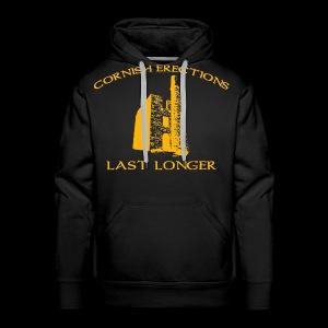Cornish Last Longer - Men's Premium Hoodie