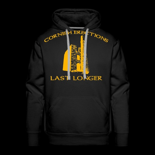 Cornish Last Longer - Men's Premium Hoodie