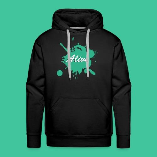 Alive Hoodie - Men's Premium Hoodie