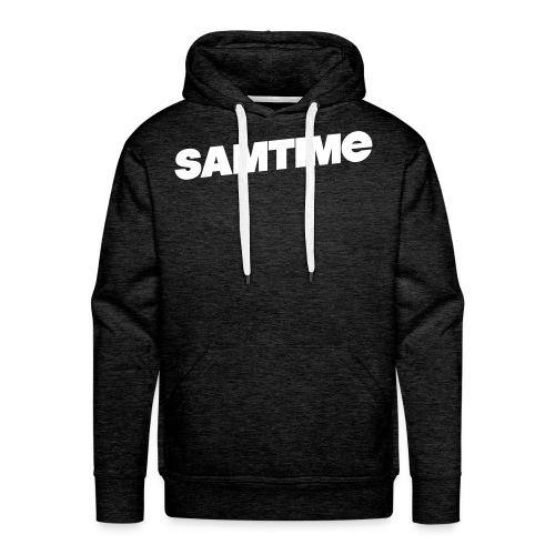 SAMTIME Mens Hoodie - Men's Premium Hoodie