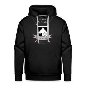 House Alphad Mens Hoodie - Men's Premium Hoodie