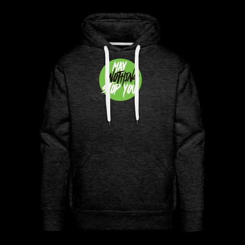 MNSY Sweatshirt neon/blk - Men's Premium Hoodie