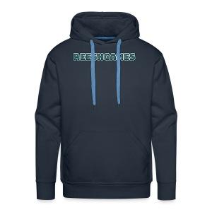 ReeshGames Logo Men's Hoodie - Men's Premium Hoodie