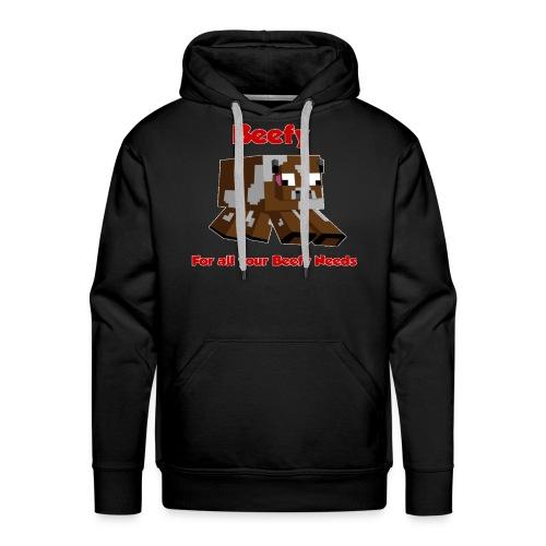 Beefy Hoodie I Men - Men's Premium Hoodie