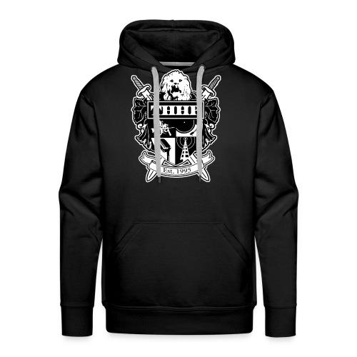 THHP Classic Crest Hoodie - Men's Premium Hoodie