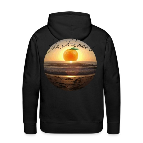 The Groves Tony's Sunset - Men's Premium Hoodie