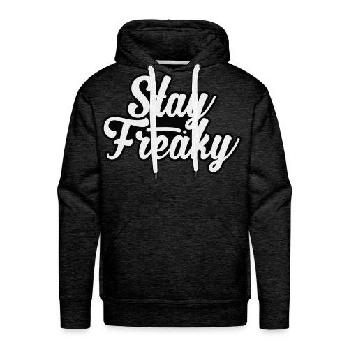 StayFreaky Hoodie v1 (all colors) - Men's Premium Hoodie