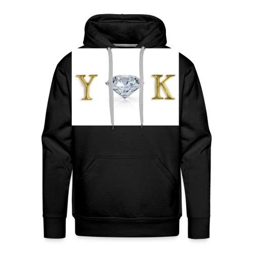 Yak Sweater - Men's Premium Hoodie