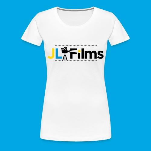 JL Films Women's T-Shirt - Women's Premium T-Shirt