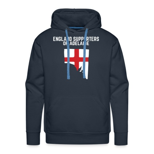 England Supporters of Adelaide Men's Premium Hoodie - Men's Premium Hoodie