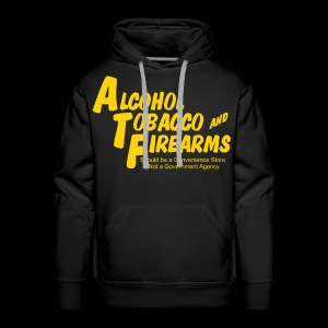 ATF Mens Hoodie - Men's Premium Hoodie