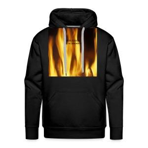"""""""SOCIAL DISORDER"""" men's hooded sweatshirt - Men's Premium Hoodie"""