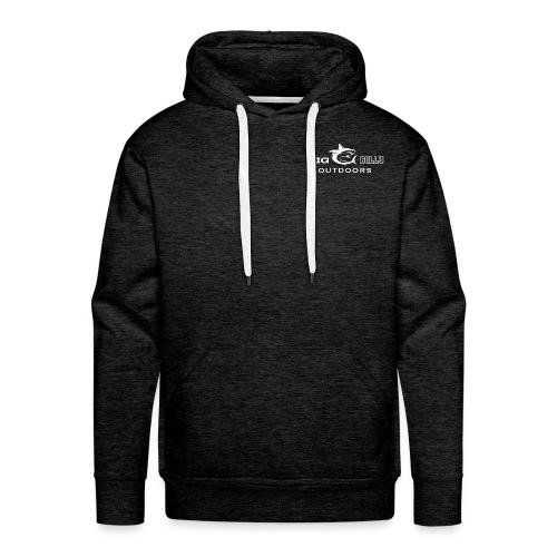 Grey Hoodie - Men's Premium Hoodie