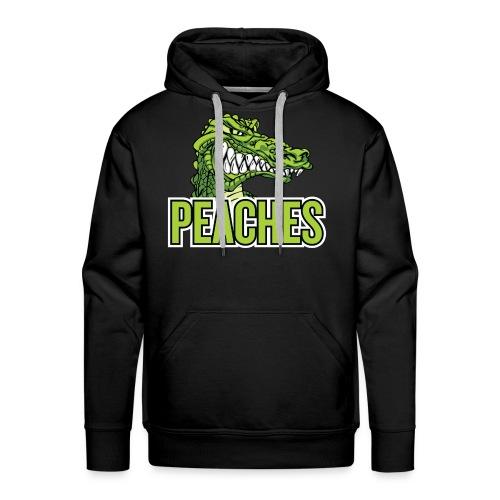 Peaches Hoodie (Men's) - Men's Premium Hoodie
